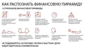 Изображение - Скам (scam) что это такое и что значит «проект соскамился» mlm_infografic-300x173